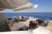 85 ft. Tech Boats Rosie Motor Yacht Boat Rental Miami Image 3