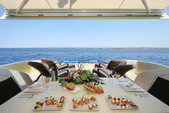 85 ft. Tech Boats Rosie Motor Yacht Boat Rental Miami Image 4