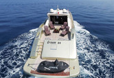 85 ft. Tech Boats Rosie Motor Yacht Boat Rental Miami Image 5