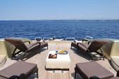 85 ft. Tech Boats Rosie Motor Yacht Boat Rental Miami Image 6