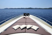 85 ft. Tech Boats Rosie Motor Yacht Boat Rental Miami Image 7