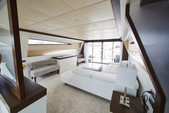 85 ft. Tech Boats Rosie Motor Yacht Boat Rental Miami Image 13