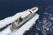 85 ft. Tech Boats Rosie Motor Yacht Boat Rental Miami Image 15