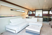 85 ft. Tech Boats Rosie Motor Yacht Boat Rental Miami Image 36