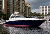 58 ft. Sea Ray Boats 550 Sundancer Motor Yacht Boat Rental Miami Image 2