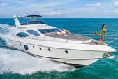 68 ft. Azimut Yachts 68' Fly Bridge Flybridge Boat Rental Miami Image 1