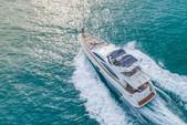 68 ft. Azimut Yachts 68' Fly Bridge Flybridge Boat Rental Miami Image 5