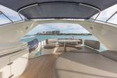 68 ft. Azimut Yachts 68' Fly Bridge Flybridge Boat Rental Miami Image 8