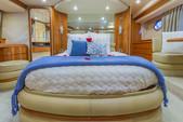 68 ft. Azimut Yachts 68' Fly Bridge Flybridge Boat Rental Miami Image 9