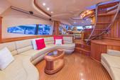 68 ft. Azimut Yachts 68' Fly Bridge Flybridge Boat Rental Miami Image 10