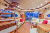 68 ft. Azimut Yachts 68' Fly Bridge Flybridge Boat Rental Miami Image 13