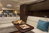 32 ft. Monterey Boats 320SY Motor Yacht Boat Rental Miami Image 5