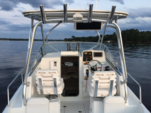 24 ft. Sea Hunt Boats Victory 245 Cuddy Cabin Boat Rental West Palm Beach  Image 2