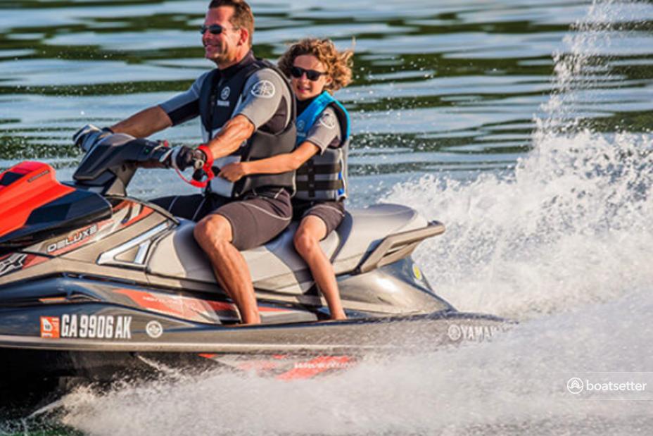 Rent a Yamaha jet ski_/_personal_water_craft in La Grange, CA near me