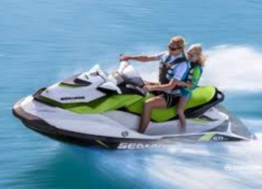 Rent a Sea Doo jet ski_/_personal_water_craft in Gilbertsville, KY near me