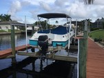 22 ft. Bayliner 2109 Rendezvous w/150 HP Deck Boat Boat Rental Fort Myers Image 23