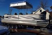 27 ft. Crest Pontoons 27 Upper Sundeck Pontoon Boat Rental Seattle-Puget Sound Image 9