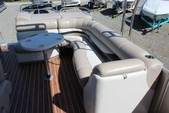 27 ft. Crest Pontoons 27 Upper Sundeck Pontoon Boat Rental Seattle-Puget Sound Image 2