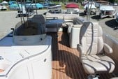 27 ft. Crest Pontoons 27 Upper Sundeck Pontoon Boat Rental Seattle-Puget Sound Image 3