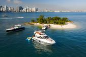 40 ft. Azimut Yachts 39 Flybridge Boat Rental Miami Image 10