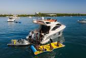 40 ft. Azimut Yachts 39 Flybridge Boat Rental Miami Image 11