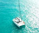 48 ft. fountaine Pajot Salina  Catamaran Boat Rental The Keys Image 1