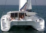 48 ft. fountaine Pajot Salina  Catamaran Boat Rental The Keys Image 2