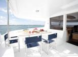 48 ft. fountaine Pajot Salina  Catamaran Boat Rental The Keys Image 8