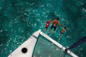 48 ft. fountaine Pajot Salina  Catamaran Boat Rental The Keys Image 9