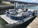 20 ft. Bentley Pontoon 204 4pt  Pontoon Boat Rental Tampa Image 1