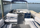 20 ft. Bentley Pontoon 204 4pt  Pontoon Boat Rental Tampa Image 2