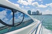 57 ft. Azimut Yachts 55 Flybridge Boat Rental Miami Image 3