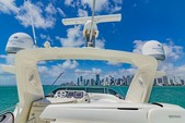 57 ft. Azimut Yachts 55 Flybridge Boat Rental Miami Image 4