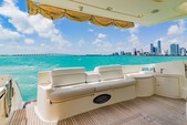 57 ft. Azimut Yachts 55 Flybridge Boat Rental Miami Image 5