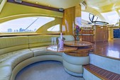 57 ft. Azimut Yachts 55 Flybridge Boat Rental Miami Image 7