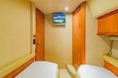 57 ft. Azimut Yachts 55 Flybridge Boat Rental Miami Image 18