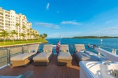 103 ft. Westport Flybridge Mega Yacht Boat Rental Miami Image 7
