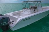 40 ft. Sea Hunter 40´ Center Console Boat Rental The Keys Image 2