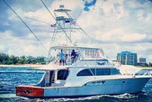 65 ft. Donzi Convertible Offshore Sport Fishing Boat Rental West Palm Beach  Image 39