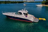 58 ft. Sea Ray Boats 550 Sundancer Express Cruiser Boat Rental Miami Image 5