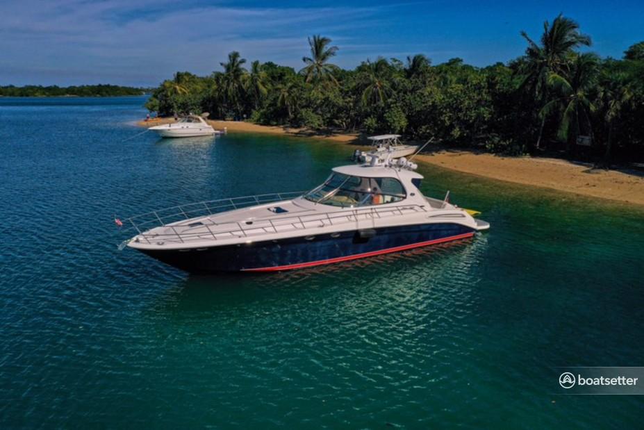 Rent a Sea Ray Boats express cruiser in North Miami Beach, FL near me