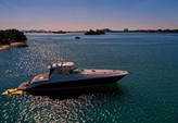 58 ft. Sea Ray Boats 550 Sundancer Express Cruiser Boat Rental Miami Image 10