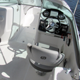 23 ft. Hurricane Boats SD 2200 I/O Deck Boat Boat Rental Fort Myers Image 9