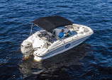 23 ft. Hurricane Boats SD 2200 I/O Deck Boat Boat Rental Fort Myers Image 1