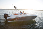 19 ft. Hurricane Boats 192 Sundeck Sport Deck Boat Boat Rental Fort Myers Image 2