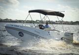 19 ft. Hurricane Boats 192 Sundeck Sport Deck Boat Boat Rental Fort Myers Image 1