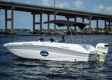 21 ft. Hurricane Boats 218 SunDeck Deck Boat Boat Rental Fort Myers Image 1