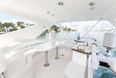58 ft. Neptunus Yachts 56 Flybridge Motor Yacht Boat Rental Miami Image 5