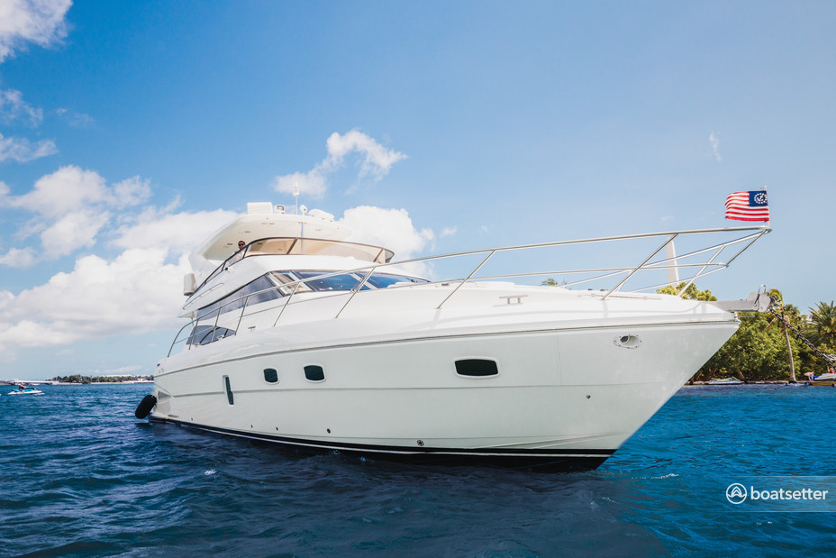 Rent a Neptunus Yachts motor yacht in Miami, FL near me