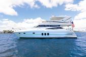 58 ft. Neptunus Yachts 56 Flybridge Motor Yacht Boat Rental Miami Image 9